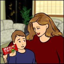 Android KitKat cartoon thumbnail