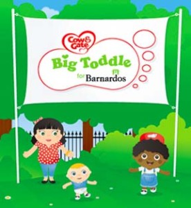 Barnardo's Ireland Cow & Gate promotion - Facebook page 26/04/20
