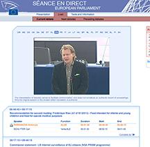 Carl Schlytter MEP