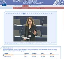 Elisabetta Gardini MEP