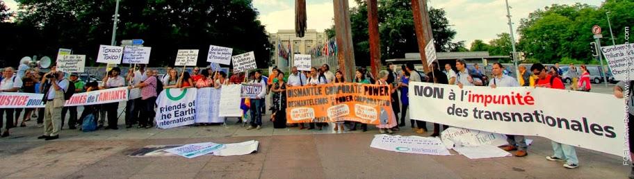 TNC GVA march
