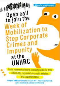 UNHCR flyer