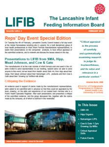 LIFIB bulletin February 2014