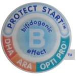 Nestle protect logo used on infant formula