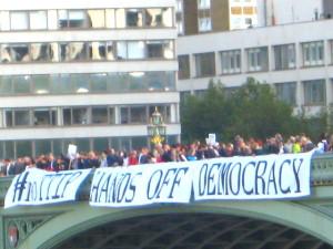 TTIP london