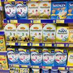 Nestle Bali cross branding