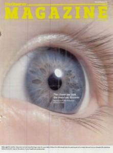 Danone Aptamil Pronutra+ advertising in Observer 27 October 2013