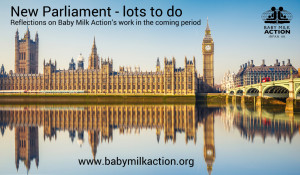 New Parliament - lot's to do