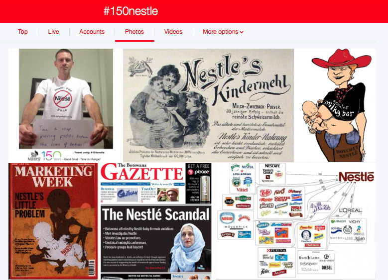Nestle 150 years - 30 March 2016
