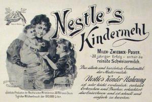 Nestle-kindermehl