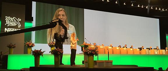 Nestle shareholder meeting 2016