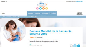 Nestle Mexico WBW 16