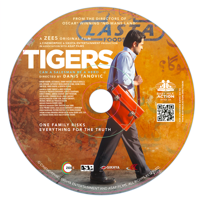 TIGERS DVD LAUNCH at our AGM