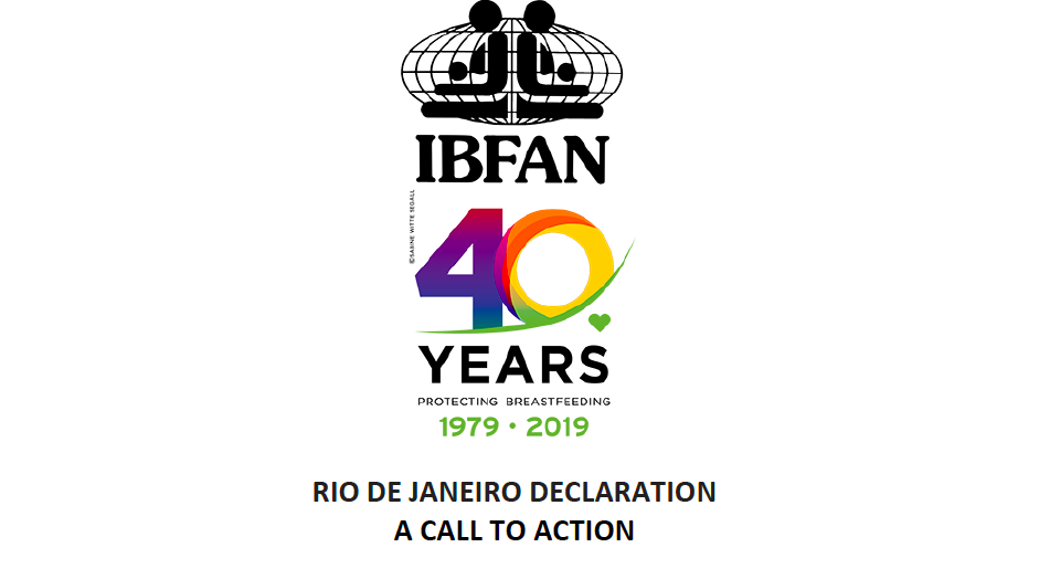 Call to action from 3rd IBFAN Conference in Brazil