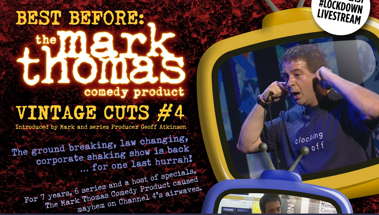 Mark Thomas Vintage Cuts